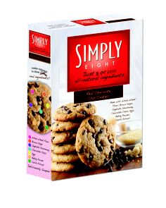 Simply Eight Cookies