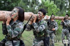 Female Snipers of thePeople's Liberation Army (PLA) ~ Chinese Military Review