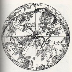 Arabia Celestial Map  Arabic astronomy was so influential, that we still call stars by their Arabic name.