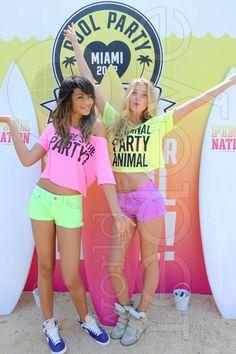 Victoria's Secret PINK Nation Pool Party - uniform