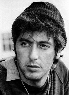 Al Pacino in 'Scarecrow', 1973.