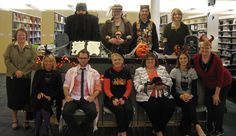 Happy Halloween from the Bellevue University Library Staff!