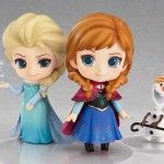 Always looking out for her older sister, Nendoroid Anna is also being rereleased. From the hit film 'Frozen' comes a rerelease of Nendoroid Anna, the younger sister who longs to reconnect with her sister Elsa! The cute freckles on her face hav. Anna Disney, Frozen Disney, Cute Disney, Walt Disney, Anna Frozen, Film Frozen, Cute Frozen, Disney Princess Dolls, Disney Dolls
