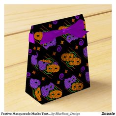 Check out Zazzle's variety of Mardi Gras favor boxes! Browse all of our wonderful designs and get your favor bag today! Holiday Boutique, Halloween Party Supplies, Custom Napkins, Party Hacks, Masquerade Masks, Favor Boxes, Gift Bags, Trick Or Treat, Colorful Backgrounds