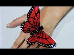 Mariposas de Plástico reciclado / Mariposario , Recycled plastic butterflies / Butterfly house - YouTube