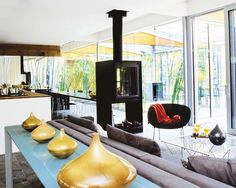 Contemporary Forest House-03-1 Kindesign