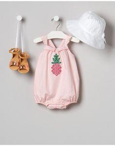 a11d4005aae7 Baby Girl s Getaway Picks Outfit by JanieandJack