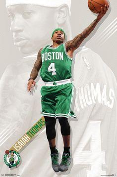 Boston Celtics - Isaiah Thomas http://amzn.to/2osn9QS
