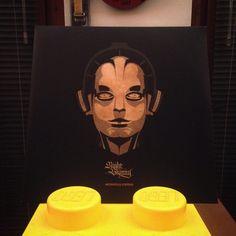 Night Skinny | Metropolis Stepson Vinyl edition 2 vinili 180gr 2 cober diverse. grafica M.Bod Calligrafia Luca Baecellona #Metropoli sstepson #mbod #ssvmb #nightskinny