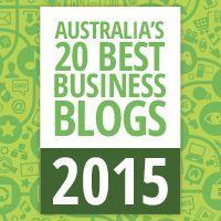 Australia's 20 Best Business blogs: 2015