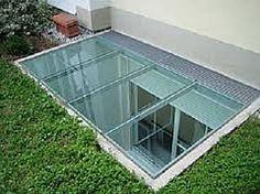 lichtschachtabdeckung aus begehbarem glas glasboden von ihrer glaserei mit der. Black Bedroom Furniture Sets. Home Design Ideas