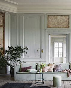 Feb 2017 - ELLE Decoration UK's edit of the most beautiful living rooms, lounge chairs, sofas and side tables See more ideas about Interior, Interior design and Beautiful living rooms. Design Hotel, House Design, Interior Desing, Interior And Exterior, Room Interior, Room Inspiration, Interior Inspiration, Interior Ideas, Design Inspiration