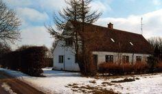 Halsted Kloster, dobbelt landarbejderhus, Ullerslevvej 34 (1929) - Nedrevet omkr. 2010.