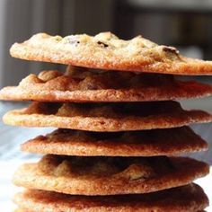 """Chef John's Chocolate Chip Cookies 