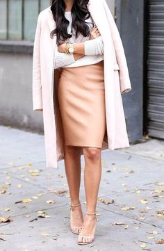 Casual Business Outfit Ideas for Work - Love Outfits Beauty And Fashion, Fashion Mode, Office Fashion, Work Fashion, Passion For Fashion, New Fashion, Winter Fashion, Street Fashion, Trendy Fashion
