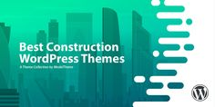 This collection contains more than 12 Construction WordPress Themes available at this moment and can be used with the latest version of WordPress. Construction Website, Construction Theme, Construction Business, Website Designs, Website Themes, Restaurant Themes, Property Real Estate, Building A Website, Business Design