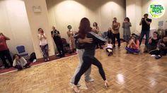Kadu + Larissa  - Boston Brazilian Dance Festival 2015 - Samba de Gafieira