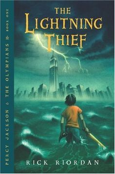 Bestseller books online The Lightning Thief (Percy Jackson and the Olympians, Book 1) Rick Riordan  http://www.ebooknetworking.net/books_detail-0786838655.html