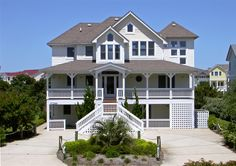 Twiddy Outer Banks Vacation Home - Seaside Serenity - Duck - Oceanside - 8 Bedrooms -- Where I'll be in less than two weeks!