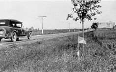 Beautification of the Lincoln Highway