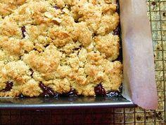 Raspberry Squares - Passover