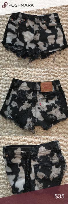 Vintage shorts Super cool vintage Levi shorts LF Shorts