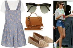 Eleanor Calder outfit | via Tumblr