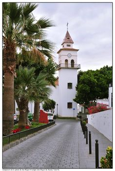 San Miguel Arcángel (San Miguel de Abona) Tenerife