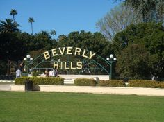 Beverly Hills #been there took that pic
