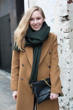 Pictures by Mattias Swenson This gigantic wool scarf from Acne has been my best friend during the...