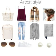 Designer Clothes, Shoes & Bags for Women Travel 2017, Traveling Tips, Airport Style, Packing, Shoe Bag, Polyvore, Shopping, Collection, Shoes