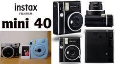 De ce nu cumpar Fujifilm Instax Mini 40. Comparatie functii cu Instax Mi... Fujifilm Instax Mini, Instax Mini 90