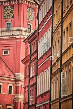 Warsaw, Poland http://www.travelandtransitions.com/destinations/destination-advice/europe/