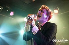 Gerard Way And The Hormones, Portsmouth Wedgewood Rooms, August 20, 2014