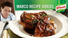 Recipe by Marco Pierre White- on Pinterest | Marco Pierre White ...