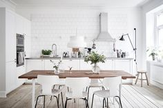 Een keuken om van te dromen... | Woonguide.nl | Fotocredit: Stadshem