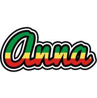 Anna african logo