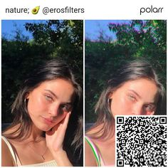 Find images and videos about girl, green and edit on We Heart It - the app to get lost in what you love. Foto Editing, Photo Editing Vsco, Free Photo Filters, Best Vsco Filters, Polaroid, Aesthetic Filter, Photography Filters, Photo Processing, Lightroom Tutorial