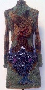 Alexandra Palace - Knitting and Stitch Show 2014 - Knitter Denise Salway