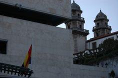 La bandera republicana ondeó unos días en Candás