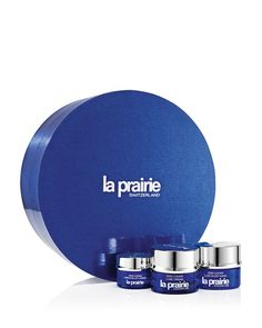 Gift with any $400 La Prairie purchase!