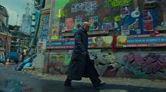 Beat Em Up, Walkway, Cops, Cyberpunk, Scene, Film, Movie Posters, Movies, Photography