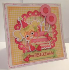 Nanne's Creations: Created using Pretty Paper, Pretty Ribbons Make a Wish, Valentine Sweets, and Scalloped Circles Cutting Files with My Creative Time stamps.