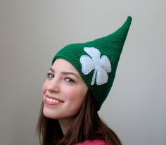 Luck 'O the Irish  Halloween Shamrock St by RagamuffinDesign, $29.00