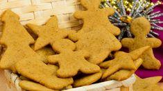 Os biscoitos que conquistaram o mundo - biscoitos de gengibre e canela Gingerbread Cookies, Christmas Cookies, Biscuits, Treats, Make It Yourself, Desserts, Tv, Easy Trifle Recipe, Canela