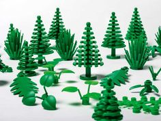 LEGO announced this week that the company is making big moves towards sustainability, with major goals set to be completed by First up? Eco-friendly, plant-based Lego pieces, designed to reduce the use of finite resources like plastic.