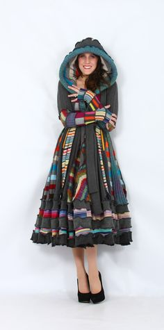 My Dream Coat, should be called a Dream Come True Coat! I LOVE ENLIGHTENED PLATYPUS!!! It is my muse.