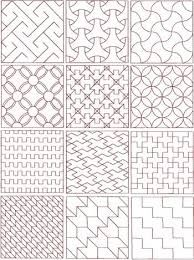 Image detail for -Advanced Embroidery Designs - Sashiko Set. Sashiko Embroidery, Japanese Embroidery, Embroidery Thread, Cross Stitch Embroidery, Machine Embroidery Designs, Embroidery Patterns, Embroidery Supplies, Etsy Embroidery, Embroidery Tattoo