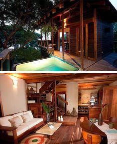 Aqua Wellness Resort: A Treehouse Hotel