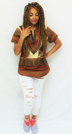 Hey, I found this really awesome Etsy listing at https://www.etsy.com/listing/240989560/top-dashiki-beige